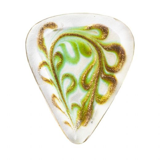 Glass Tones Golden Years 1 Guitar Pick